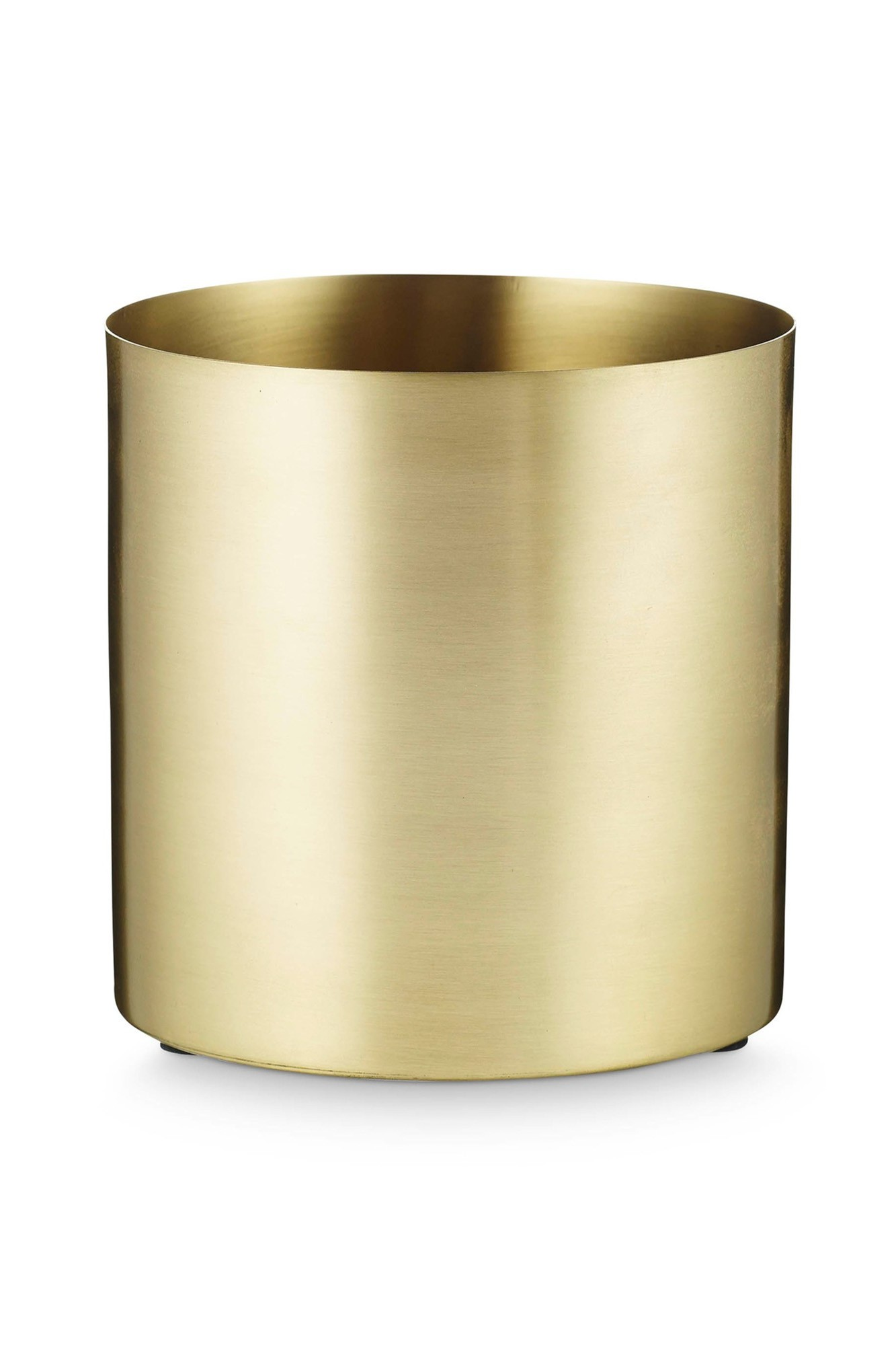 Mc Project Store Skjalm Brass Pot