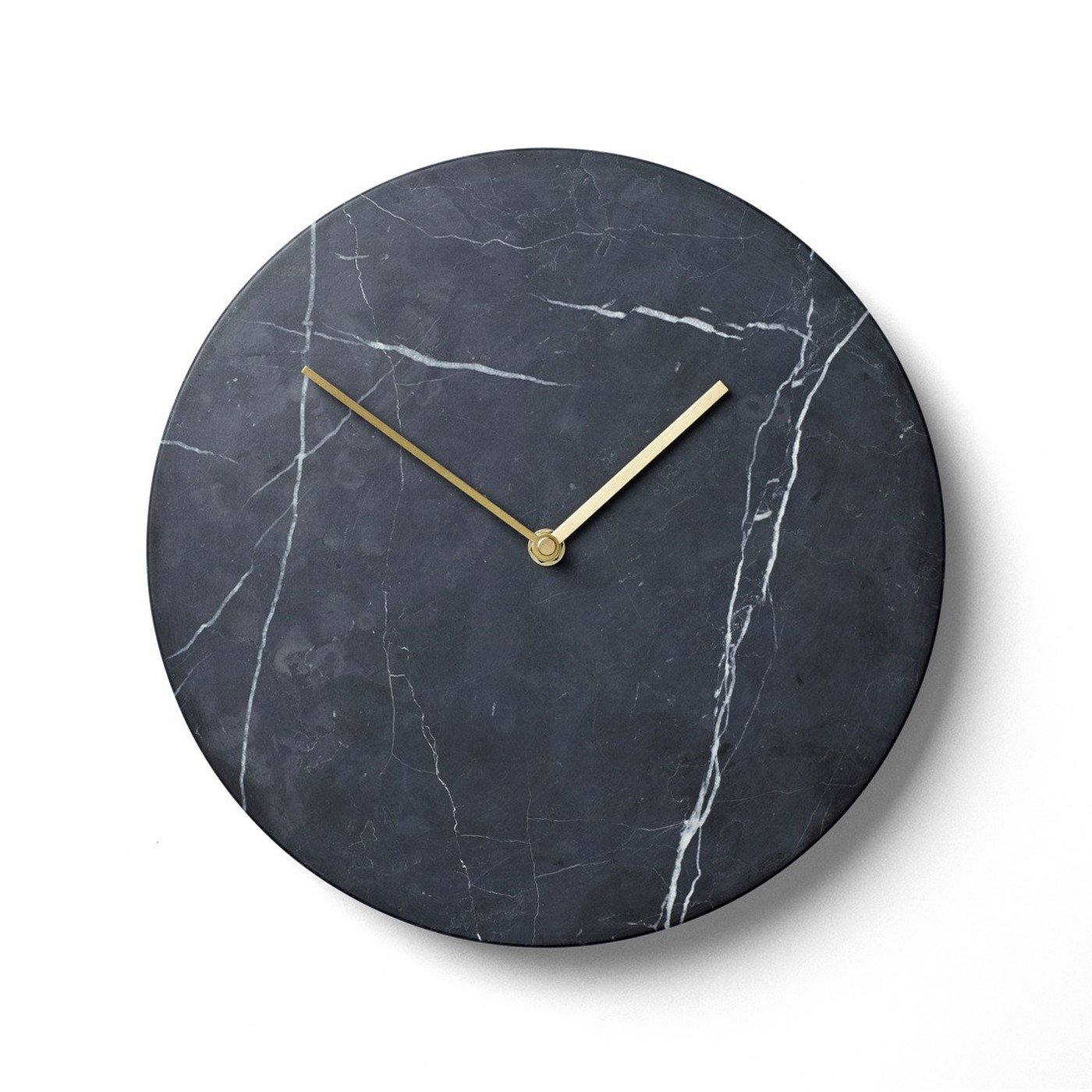 Mc Project Store Menu Marble Wall Clock 2